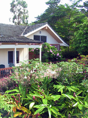 Hale Kua Vacation Rental Cottage